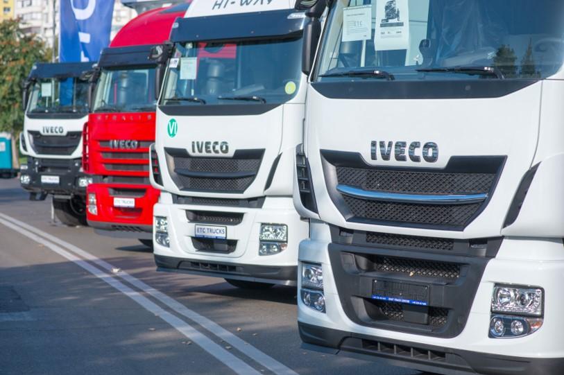 Fahrzeugverkauf Schweinfurt Partner IVECO Schäflein Truck Service