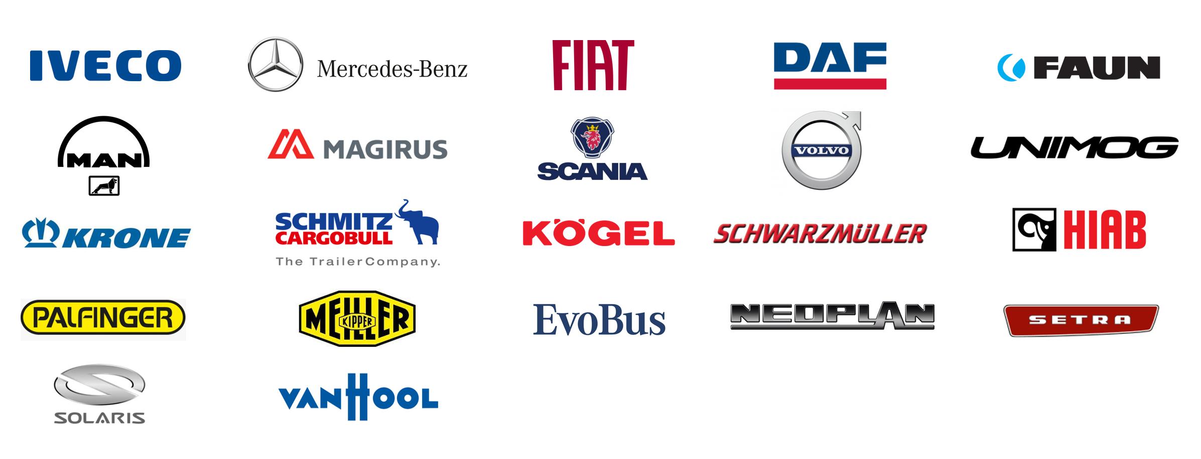 Reparaturwerkstatt Schäflein Truck Service repariert Nutzfahrzeuge aller Marken